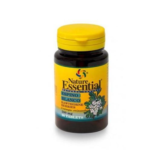 Bianco Spino 500 mg Nature Essential, 60 tavolette