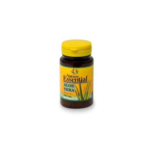 Aloe Vera 500 mg Nature Essential, 60 compresse