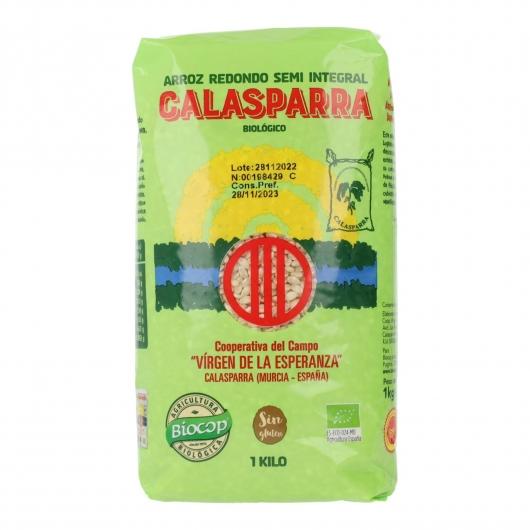 Riz semi complet Calasparra, 1 kg