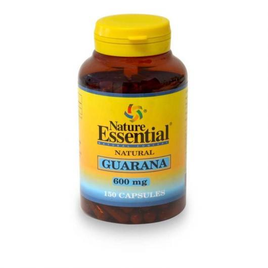 Guarana (Paullinia cupana) 600 mg Nature Essential, 150 Cápsulas