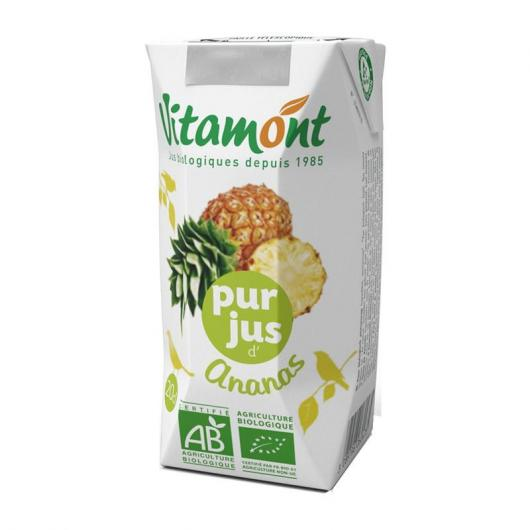 Zumo Piña Vitamont, 6 x 200 ml