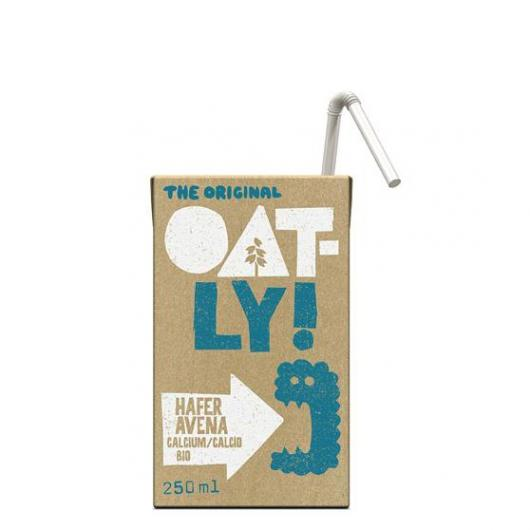 Bevanda Avena Calcio Oatly Bio, 250 ml