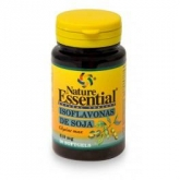 Isoflavoni di soia 620 mg Nature Essential, 50 perle