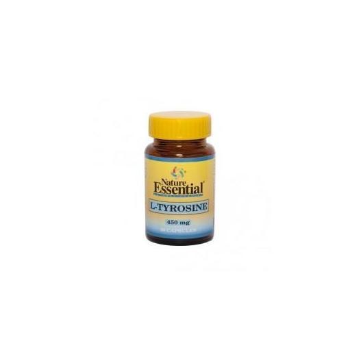 L-Tirosina 450 mg Nature Essential, 50 capsule