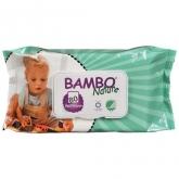 Salviettine umide Bambo 80 unità