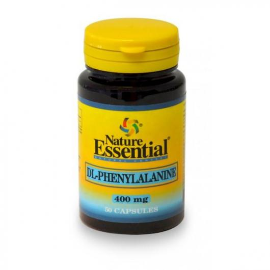 DL-Fenilalanina  400 mg Nature Essential, 50 capsule