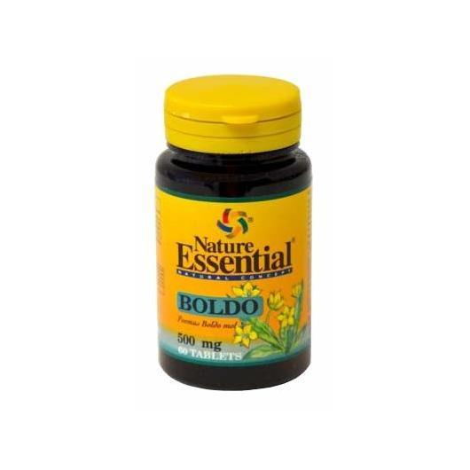 Boldo 500 mg Nature Essential, 60 tabletas