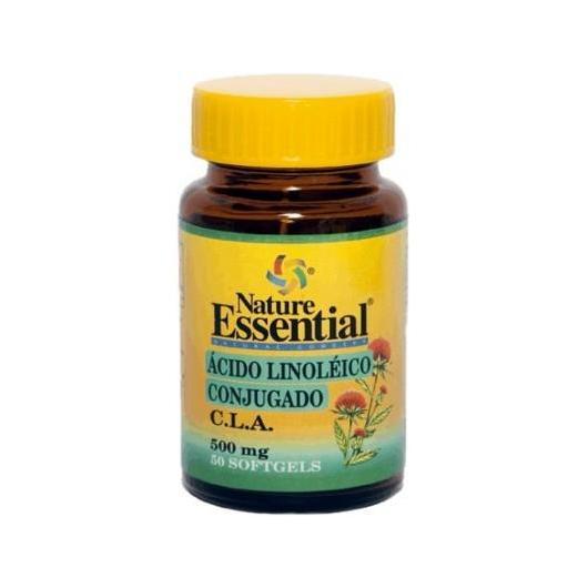 CLA 500 mg Nature Essential, 50 Perlas