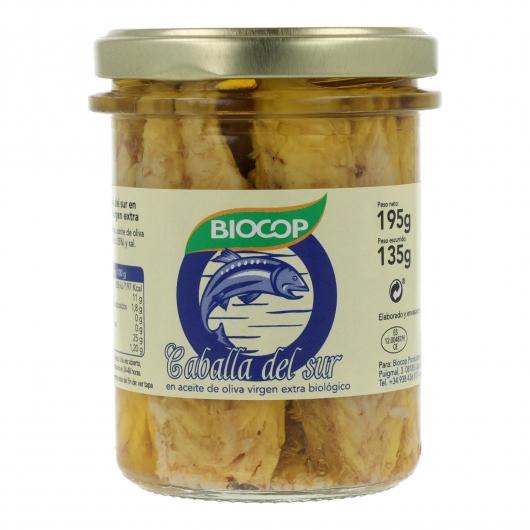 Filets de maquereau BIOCOP, 195 g