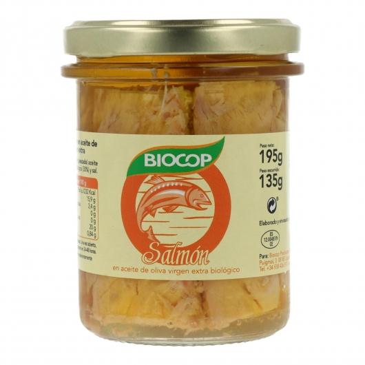 Filetti di salmone Biocop, 195g