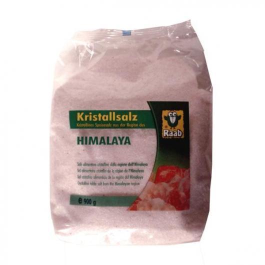 Sal Himalaya molida Raab, 900 g