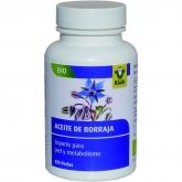 Aceite de Borraja bio Raab, 120  cápasulas