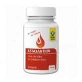 Astaxanthin Raab, 60 cápsulas