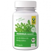Moringa Bio 400 mg Raab, 90 capsule