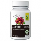 Caffè verde estratto BIO Raab, 48 capsule
