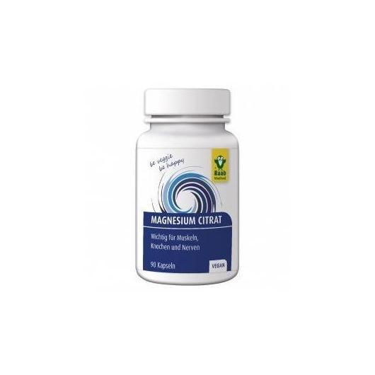 Magnesio citrato Raab, 90 capsule