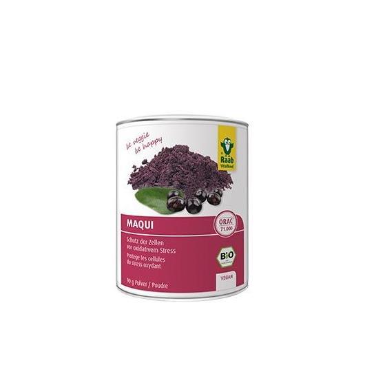 Maqui Bio polvo Raab, 90 g