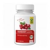 Raab organic cranberry 120 tablets
