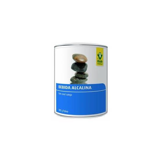 Bevanda base alcalina Raab, 300 g