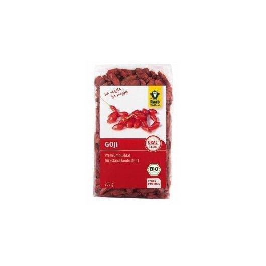 Bacche Goji bio Raab, 250 g