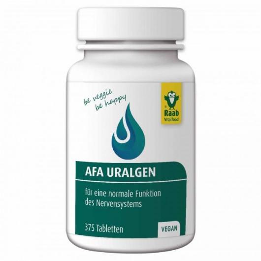 Afa algas 200 mg Raab, 125 comprimidos