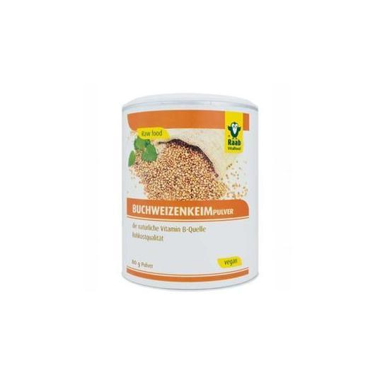 Trigo sarraceno Raab, 90 cápsulas