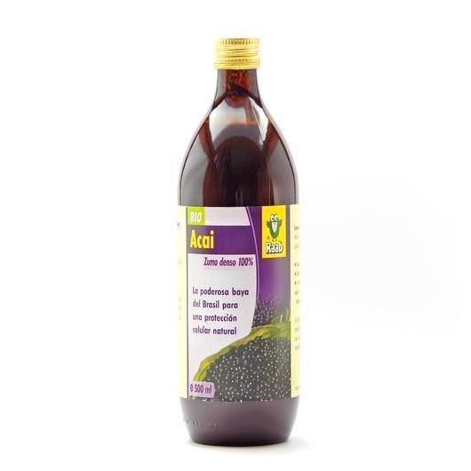 Acai zumo Raab, 500 ml