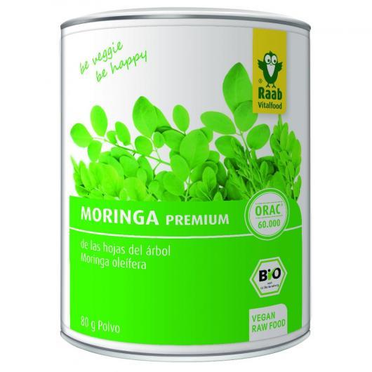 Moringa in polvere Bio Raab, 160 gr