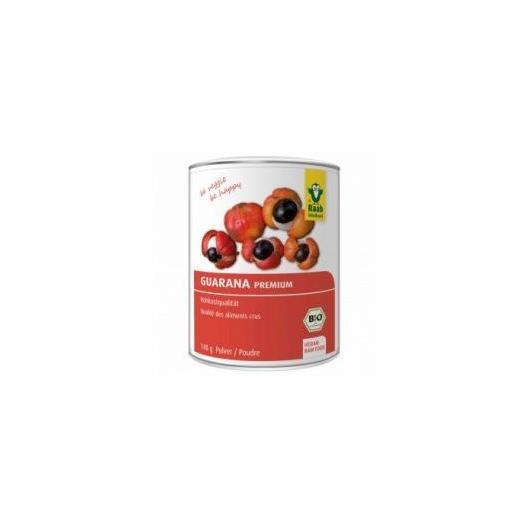 Guaraná polvo bio Raab, 140 g