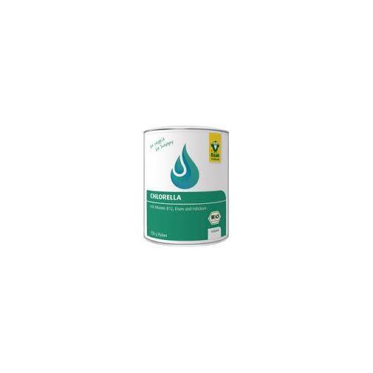 Chlorella Bio polvo Raab, 150 g