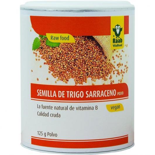 Trigo sarraceno polvo Raab, 80 g