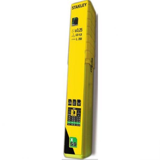 Elettrodo per saldatura base AWS E 7018 Stanley