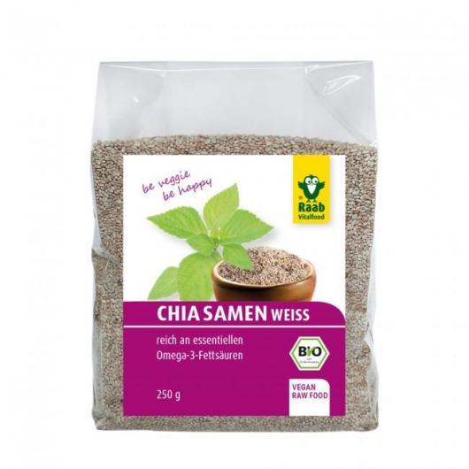 Semillas de Chia Raab, 250gr