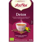 Yogi Tea BIO Detox, 17 saquinhos