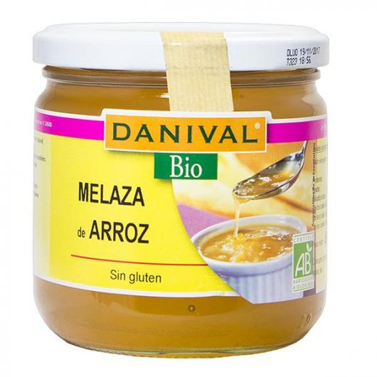 Melaza de Arroz Danival, 460 gr