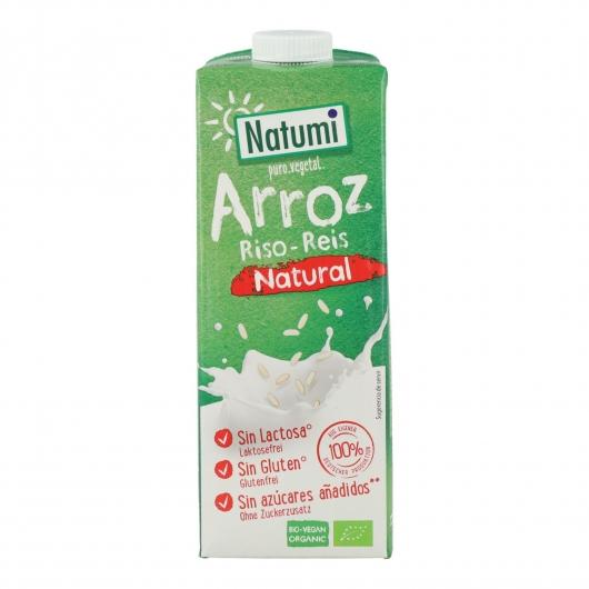 Bevanda di Riso bio Natumi, 1 litro
