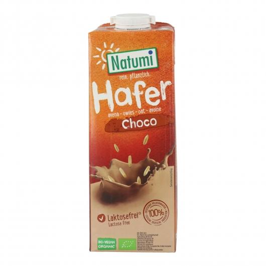 Bevanda di Avena di Cioccolato e Calcio Bio Natumi, 1 litro