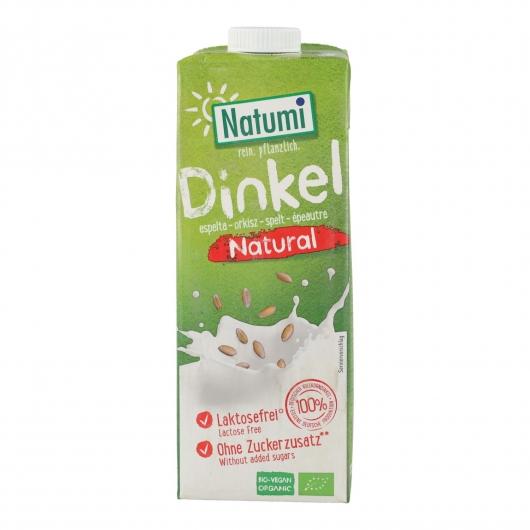 Bebida Espelta Bio Natumi, 1 litro