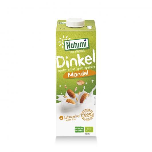 Bebida Espelta Almendras  Bio Natumi, 1 litro