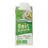 Crema Riso Liquida Bio Natumi, 200 ml