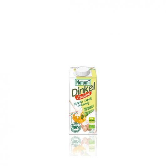 Crema di Farro Liquida Bio Natumi, 200 ml