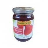 Mermelada de fresa bio Danival, 230 g