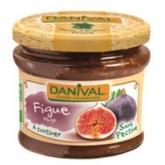 Marmellata di fichi bio Danival, 230 g