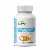 Epa Salmón 1400 mg Sotya, 50 cápsulas