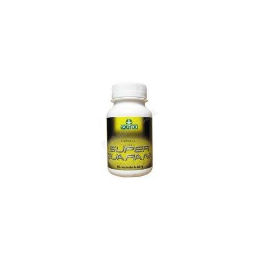 Super Guaraná 600 mg Sotya, 120 comprimidos