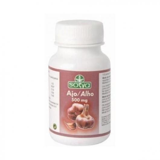 Aglio macerato 500 mg Sotya, 220 capsule