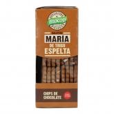 Biscuits María épeautre et chocolat BIOCOP, 200 g