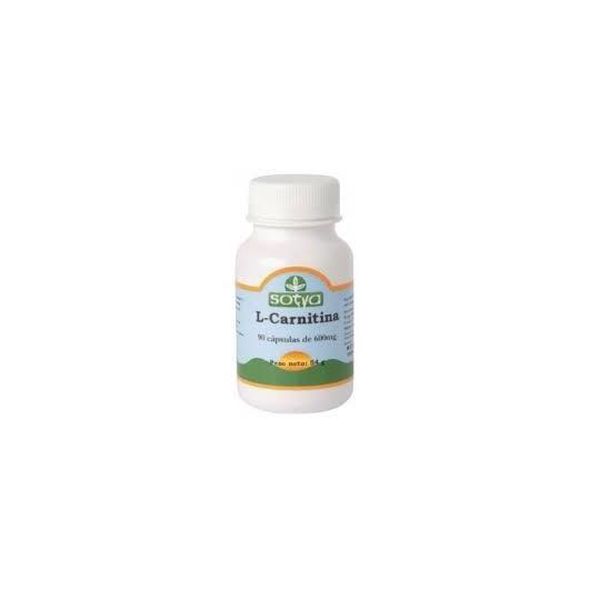 L-Carnitina 600 mg Sotya, 90 capsule