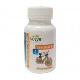 Vitamina B Complex Sotya, 60 capsule