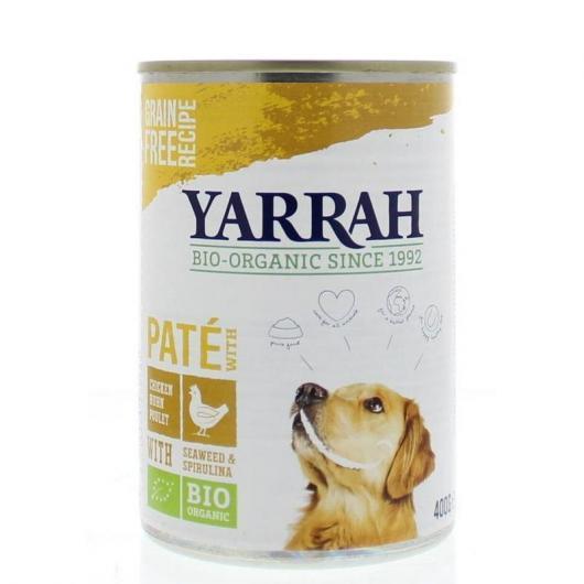 Cibo in scatola per cani Yarrah, 400 g